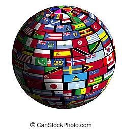flag-covered, earth-, quad1, הבט