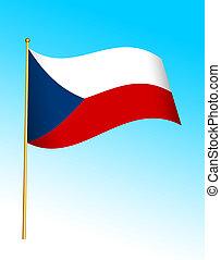 Flag - Czechia 2