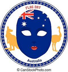 Flag Day in Australia