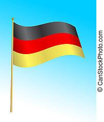 Flag - Germany 2