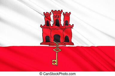 flag, i, gibraltar