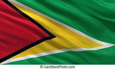 flag, i, guyana