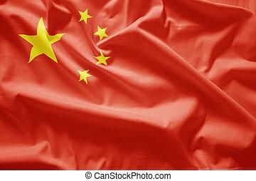 flag, i, kina