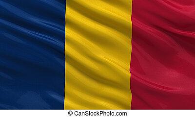 flag, i, tchad