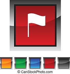 flag, icons.