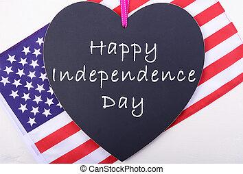 flag., július, boldog, negyedik, tábla