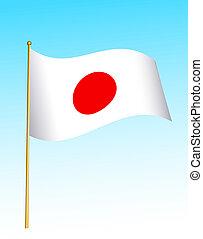 Flag - Japan -2