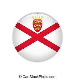 Flag Jersey button