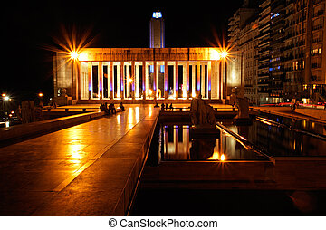 Flag monument, Rosario - The historic flag monument in the ...