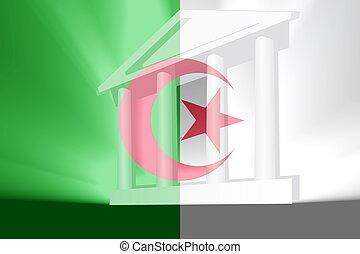 Flag of Algeria government