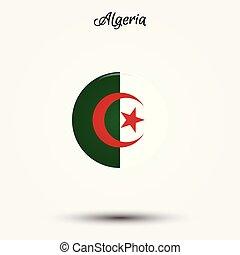 Flag of Algeria icon