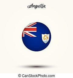 Flag Of Anguilla icon
