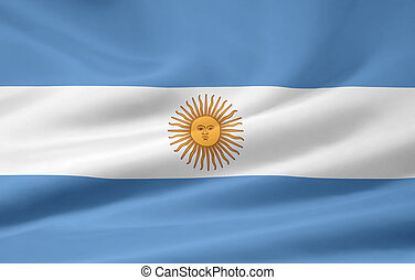 Flag of Argentina - High resolution flag of Argentina