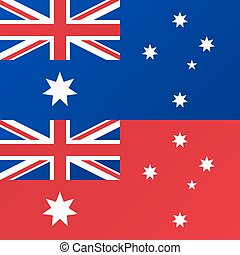 Flag of Australia, Australian Red Ensign