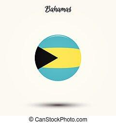 Flag of Bahamas icon