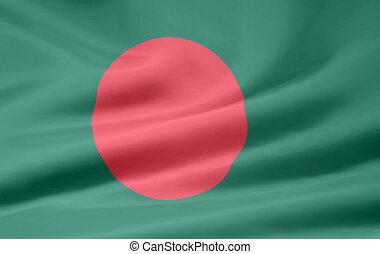 High resolution flag of Bangladesh