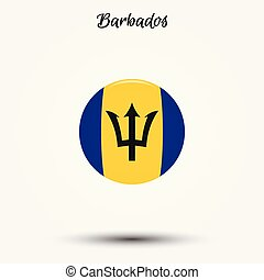 Flag of Barbados icon