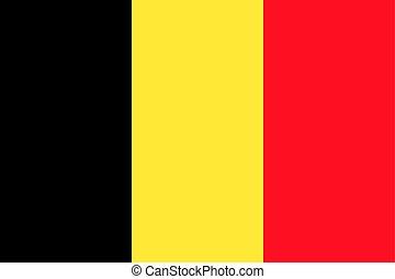 flag of Belgium flag