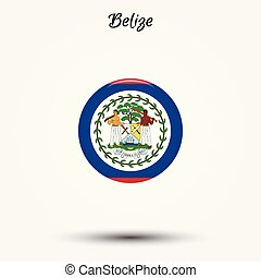 Flag of Belize icon