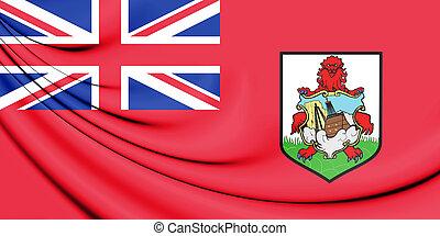 ++++Flag of Bermuda