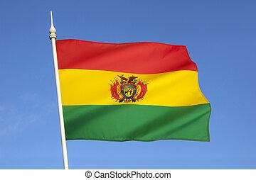 Flag of Bolivia - South America