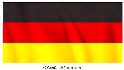 Flag Of BRD