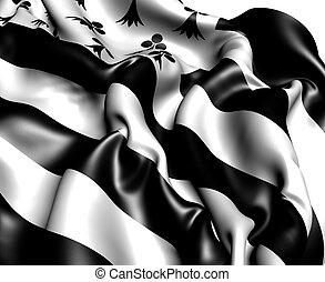 Flag of Bretagne