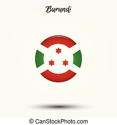 Flag of Burundi icon