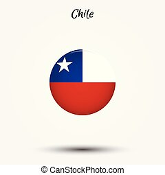 Flag of Chile icon