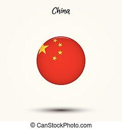 Flag of China icon