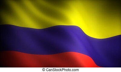 Flag of Colombia (seamless)