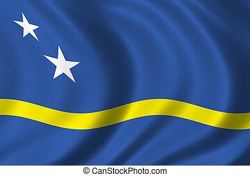 Flag of Curacao