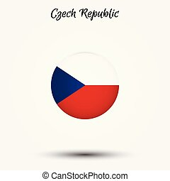 Flag of Czech Republic icon