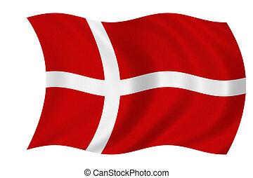 Flag of  Dania