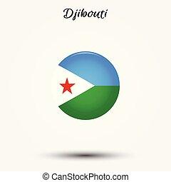 Flag of Djibouti icon