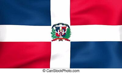 Flag Of Dominican Republic
