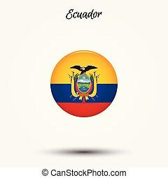 Flag of Ecuador icon