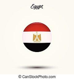 Flag of Egypt icon