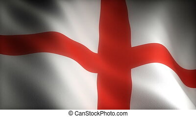 Flag of England (seamless)