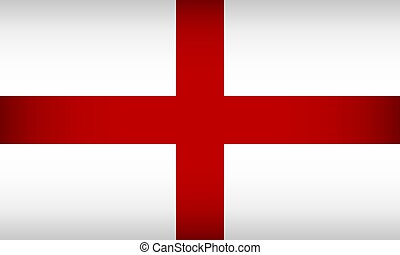 Flag of England.