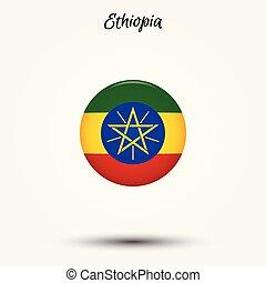 Flag of Ethiopia icon