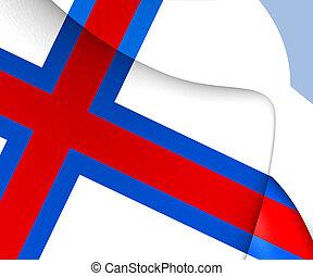 Flag of Faroe Islands