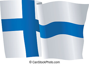 flag of Finland