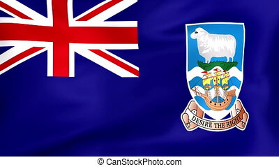 Flag Of flag Falkland Islands