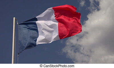 Flag Of France.