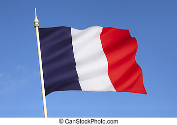 Flag of France - The national flag of France is a tricolor ...
