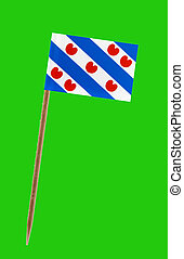 Flag of Friesland