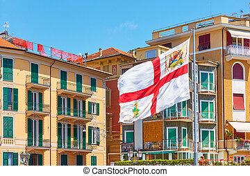 Flag of Genoa