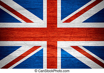 flag of Great Britain - United Kingdom, Great Britain flag...