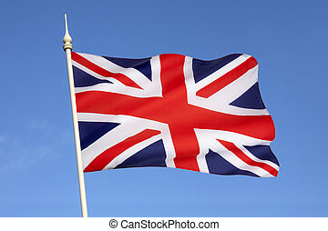 Flag of Great Britain - The flag of the United Kingdom of...